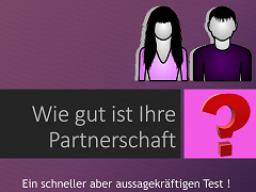 Webinar: Wie gut ist meine Partnerschaft
