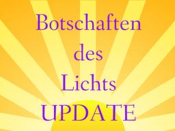 """Webinar: BOTSCHAFTEN DES LICHTS """"UPDATE"""" Februar 2016"""