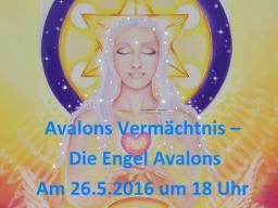 Webinar: Avalons Vermächtnis-Engel Avalons <3 Premiere <3
