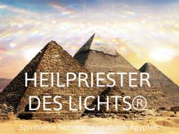 """Webinar: Infowebinar """"HEILPRIESTER DES LICHTS®"""""""