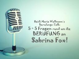 Webinar: Heidi Marie Wellmann´s Berufungs-Talk mit Sabrina Fox!