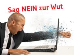 Webinar: Sag Deiner Wut und Deinem Ärger Auf Wiedersehen.