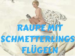 Webinar: Raupe mit Schmetterlingsflügeln