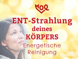 Webinar: Ent-STRAHLUNG - Befreie dich von schädlichen Strahlungen und Frequenzen - Energetische Reinigung in reinsten Lichtern der Liebe