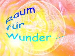 Webinar: Raum für Wunder ...