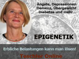 Webinar: Vortrag zu EPIGENETIK: Wie Erlebnisse unserer Vorfahren uns heute prägen
