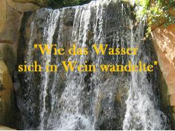 """Webinar: Göttlich spürbare """"Alchemie""""- Segen für Ihr Wohlbefinden- """"Wasser in Wein wandeln"""""""