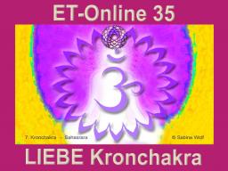 Webinar: ET35 Liebe-Kronchakra