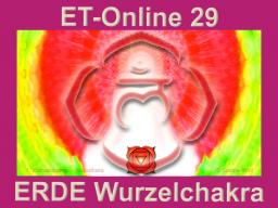 Webinar: ET29 ERDE Wurzelchakra