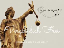 Webinar: Vergebe dich Frei und Lebe deine Berufung