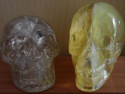 Webinar: Kristallschädeln Past Life Healing©