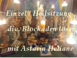 Webinar: Einzel-Heilsitzung - Blockaden auflösen