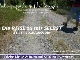 Webinar: Die Reise zu mir SELBST