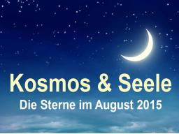 Webinar: Die Sterne im August 2015