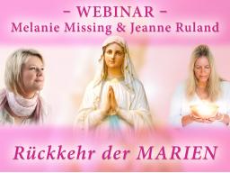 Webinar: Rückkehr der Marien