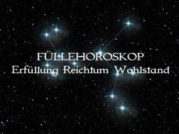 Webinar: FÜLLEHOROSKOP