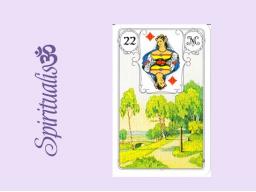 Webinar: ૐ  22 DIE WEGE ૐ    Themenreihe:  Meine spirituelle Reise durch das Lenormand- Karten-Deck!