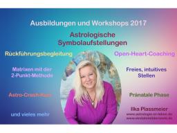 Webinar: Live-Video zu den Ausbildungen und Workshops 2017 von Ilka Plassmeier