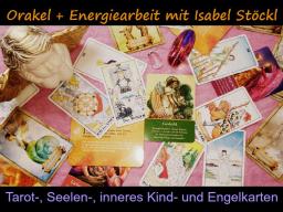 Webinar: Orakel + Energiearbeit - Kennenlernpreis 40.- statt 60.-