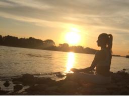 Webinar: Wie schaffe ich den Einstieg in die Meditation