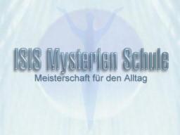 Webinar: ISIS Mysterien Schule -   9. Wirbelsäule - Säule des Lichts