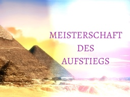 Webinar: MEISTERSCHAFT DES AUFSTIEGS 3