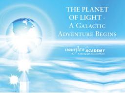 Webinar: 2) Der Beginn des galaktischen Abenteuers - The galactic adventure begins