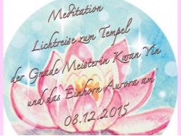 Webinar: Meditation/Lichtreise zum Tempel der Gnade