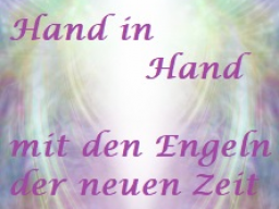 Webinar: Hand in Hand mit den Engeln der neuen Zeit
