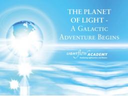 Webinar: 1) Der Beginn des galaktischenAbenteuers - The galactic adventure begins
