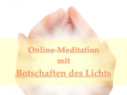 Webinar: Solaris- Themen: Verbindung zur Urquelle, Wir sind, Heilung der Seelenanteile- Channeling mit Meditation
