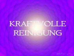 Webinar: KRAFTVOLLE REINGUNG