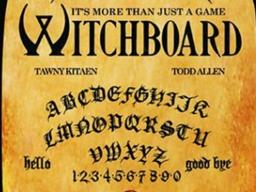 Webinar: Witchboard
