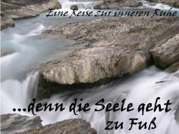 Webinar: ...denn die Seele geht zu Fuss - eine Traumreise zur inneren Ruhe