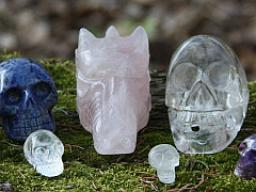 Webinar: Readings und Channelings mit den Kristallschädeln