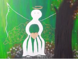 Webinar: 10.Tag Engel-Weihnachtskalender - Elahuni - Engel des Waldes - mit Silvia Schindler