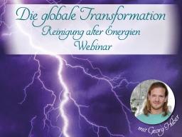 Webinar: Die globale Transformation - Reinigung alter Energien - Auflösung von Verprechen, Gelübden etc. - Zum Sonderpreis
