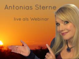Webinar: Antonias Sterne im Januar