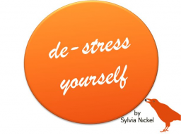 de-stress yourself |►► Ziele