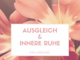 Webinar: Ausgleich & Innere Ruhe