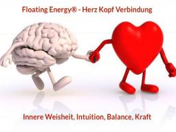 FERNbehandlung - Floating Energy® - Herz-Kopf Verbindung, Innere Weisheit, Intuition