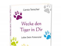 Webinar: Info:Wecke den Tiger in Dir! Ab Sommer im Buchhandel mit dem Reichel Verlag!