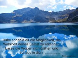 Webinar: Heilraum der Seele - Meditation mit Seelenbotschaften
