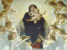 Webinar: Livechannelling + Energie von Mutter Maria