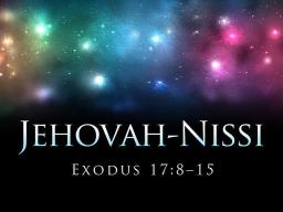 Webinar: Ӝ JEHOVAH NISSI - EINER DER 12 GEHEIMEN KRAFT-NAMEN GOTTES Ӝ