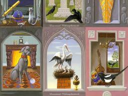 Einführung in die Mystischen Lenormandkarten