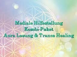 Webinar: Kombi Paket Aura Lesung & Trance Healing Einzelsitzung