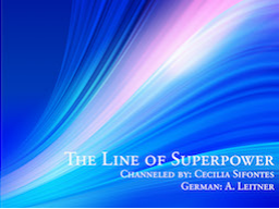 Webinar: The Line of Superpower/ Die Linie der Superkraft