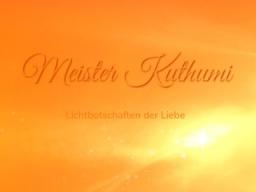 """Webinar: ♥♡ Meister Kuthumi live Channeling mit Persönlich gechannelter Botschaft: """"Glückseligkeit für alle Deine Erden-Selbste!"""" ♡♥"""