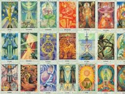 Webinar: Crowley Tarot Spezial Kurs Teil 5